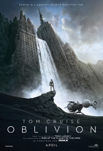 Oblivion with Tom Cruise