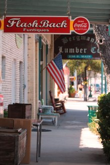 Main Street Boerne Texas, Bergmann Lumber