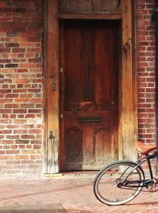 A shut door can lead to a better path. Even in the French Quarter, New Orleans.