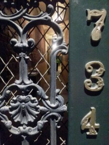 Doorways in New Orleans