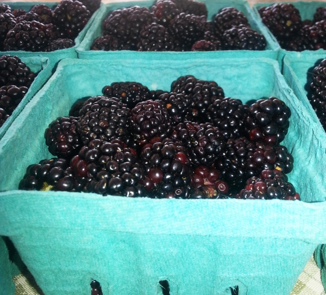 Mouth-watering fresh Texas berries