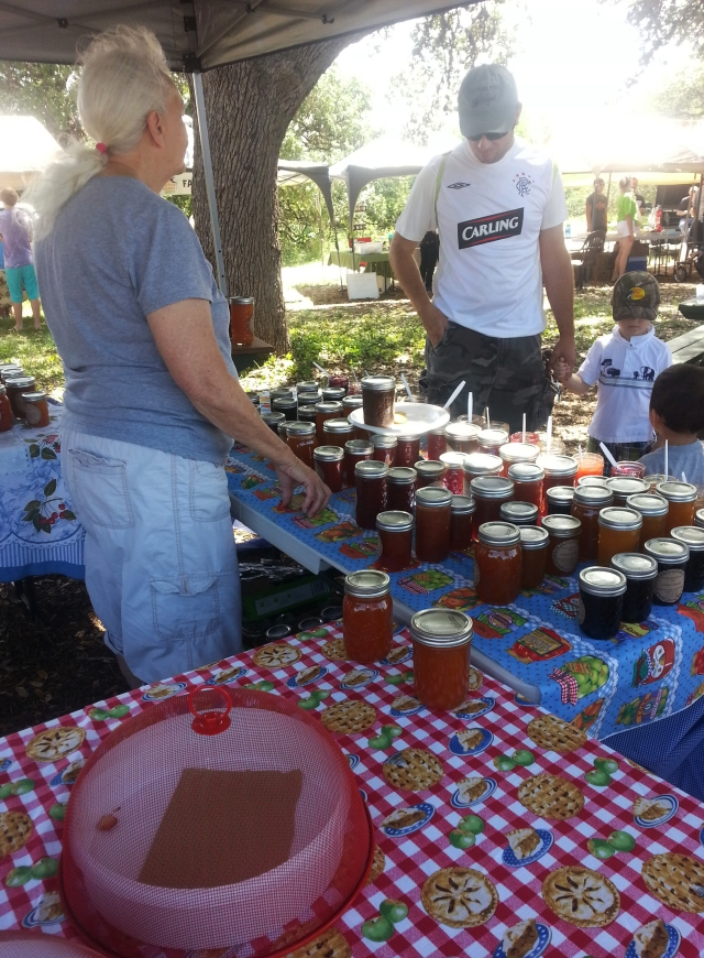 The hardest part with Handcrafted Harvest Jam is picking just one or two.