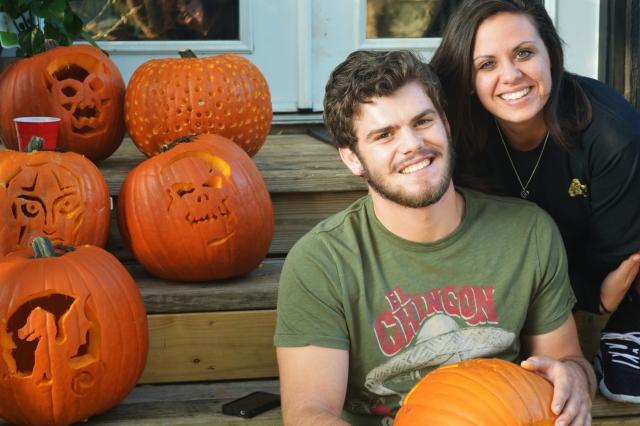 Cousins & Pumpkins