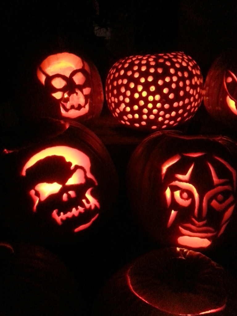 pumpkins designs