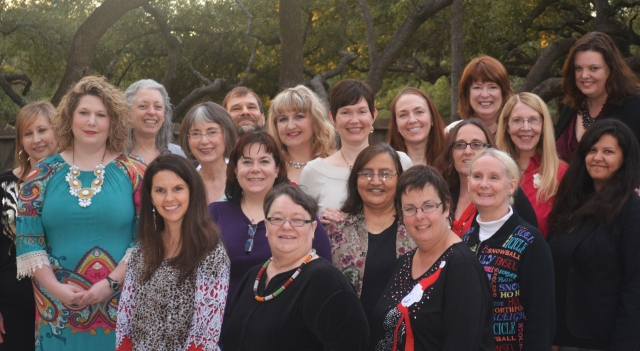 Best Group of writers an author could hang out with. San Antonio Romance Authors