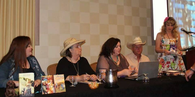 RWA panel about the truth of the Texas cowboy