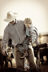 Kids and Cowboys