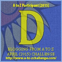 A to Z Blog Challenge D