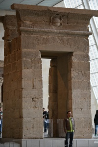 The Metropolitan Museum of Art. The ancient civilization among the newbies.