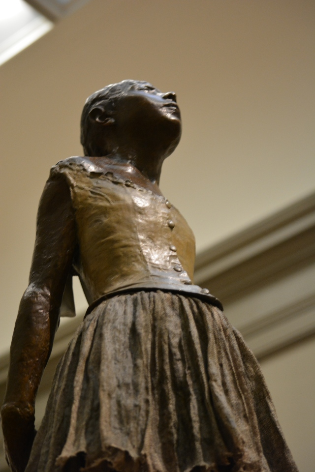 The Metropolitan Museum of Art. Degas.