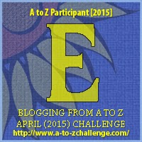 A to Z blogging Challenge E