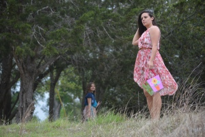 Easter Egg Hunt in the Texas Hill Country