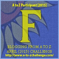 A to Z Blogging Challenge F