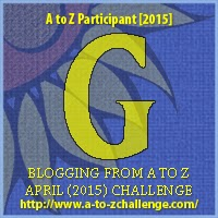 G Go Girl GO A to Z Challenge
