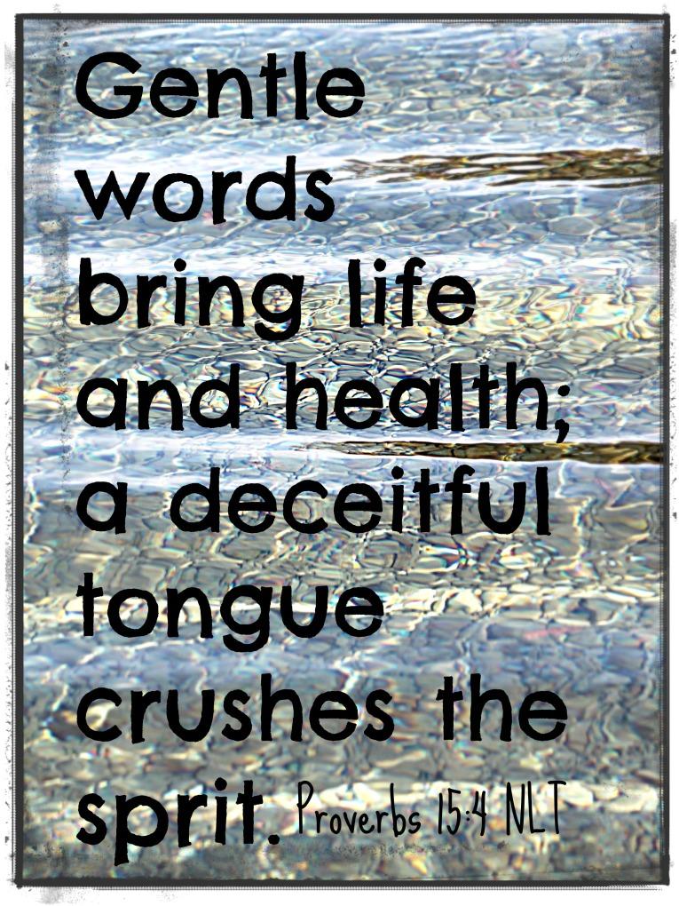 gentle words