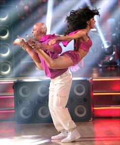 JR Martinez & Karina Smirnoff Dancing with the Stars