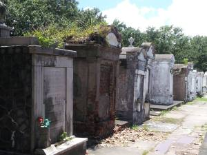 Lafayette Cemetery No 1 - Garden District 1