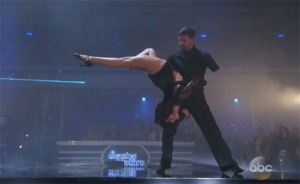 Noah Galloway & Sharna Burgess DWTS