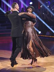 Patti LaBelle DWTS