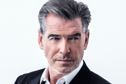 Pierce Brosnan  age 61