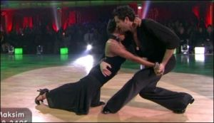 Mel B and Maks - power