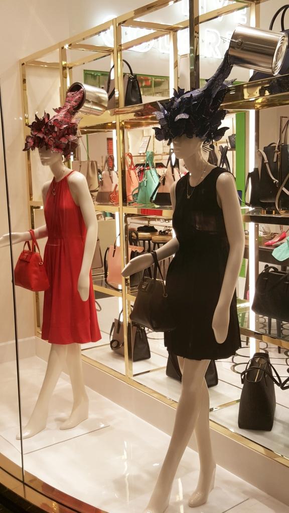 Shopping at the Palazzo Photo Jolene Navarro