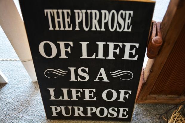 The Purpose of Life, Faith, Family, Books, Community and football