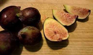 Figs are full of vitamin A, C & K along with Fiber potassium and magnesium