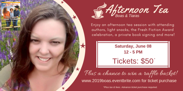 Boas & Tiaras Event - Twitter Promo (With Cover)