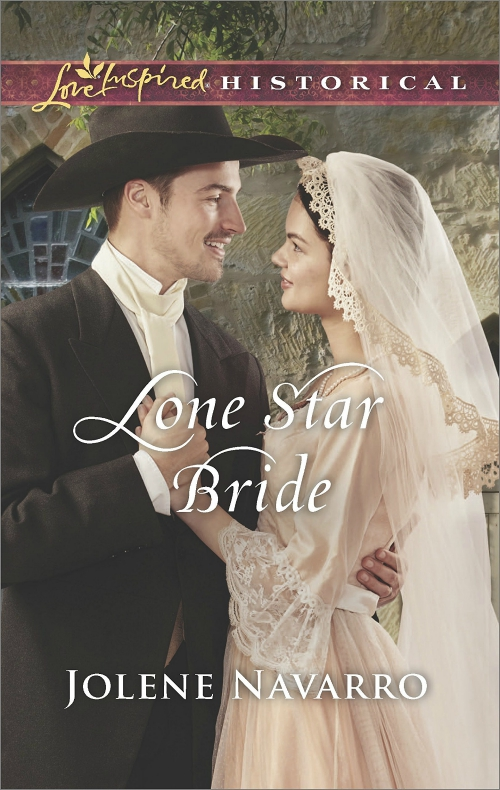 Lone Star Bride - Jolene Navarro - Author - Love Inspired - Harlequin
