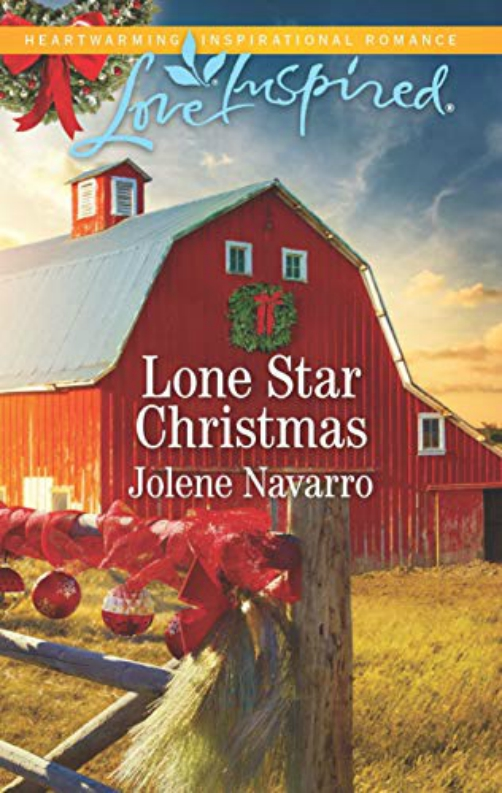 Lone Star Christmas - Jolene Navarro - Author - Love Inspired - Harlequin