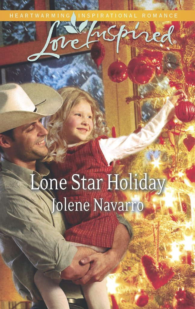 Lone Star Holiday - Jolene Navarro - Author - Love Inspired - Harlequin