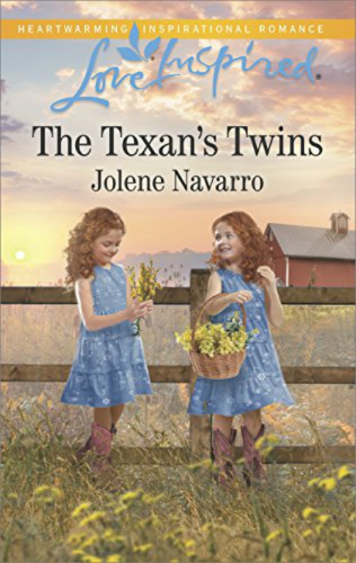 The Texan's Twins - Jolene Navarro - Author - Love Inspired - Harlequin